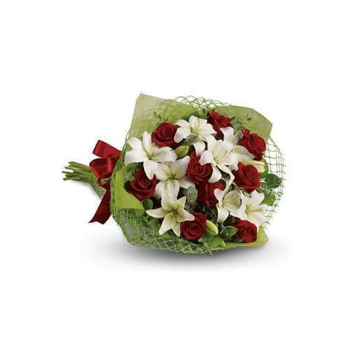 Royal Romance Floral Bouquet