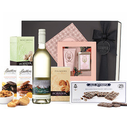 Sweet & White Pamper Hamper