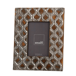 Aman Rustic Photo Frame