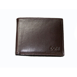 Dapper & Hyde Soho Chevron Wallet