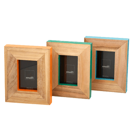Set of 3 Wooden Frames