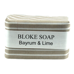 Bloke Soap - Bayrum & Lime
