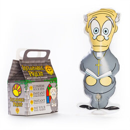 Inflatable Priest