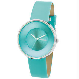 Cielo Turquoise Leather Watch