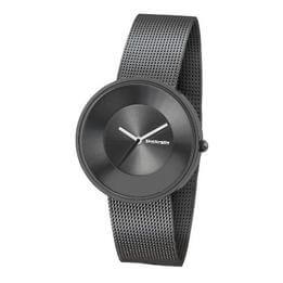 Cielo Graphite Mesh Watch