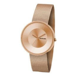 Cielo Rose Gold Mesh Watch