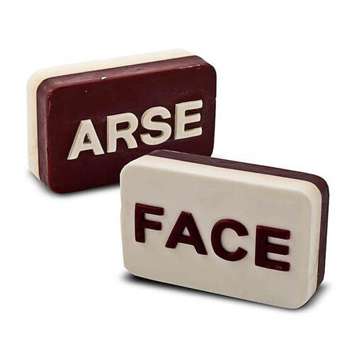 Arse/Face Soap
