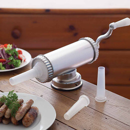 Home Sausage Maker