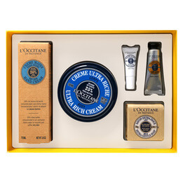 L'Occitane Shea Butter Collection Set