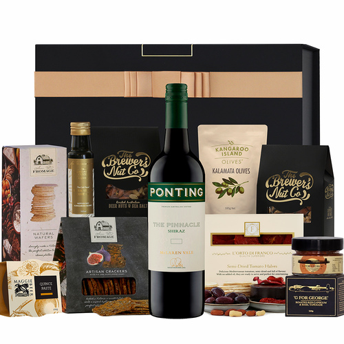 Ponting 'The Pinnacle' Shiraz Hamper