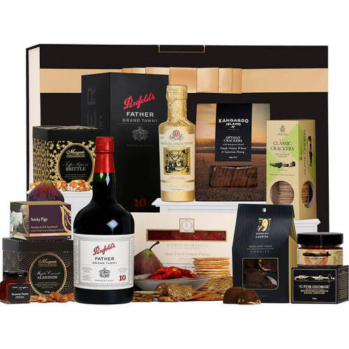 The Classic Port Hamper