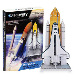 Discovery Channel Build Your Own 3D Space Shuttle