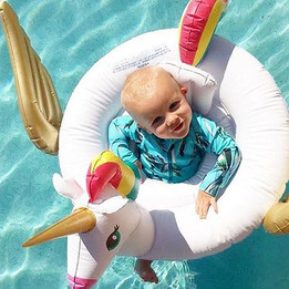 Sunnylife Unicorn Baby Float