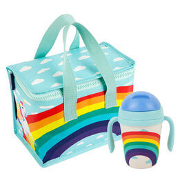 Sunnylife Rainbow Lunch Set