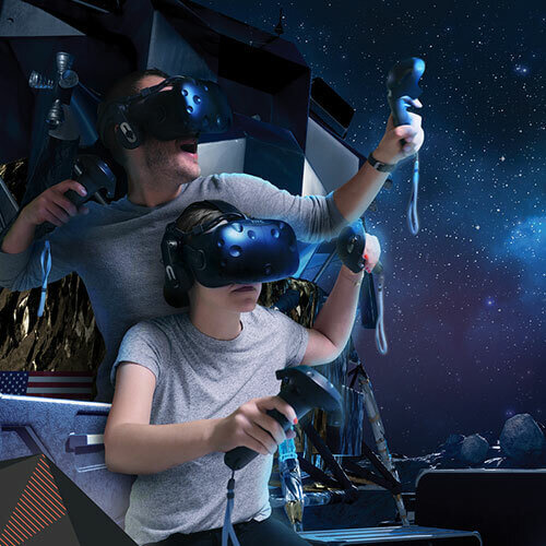 2 Player Virtual Room Experience, SYD