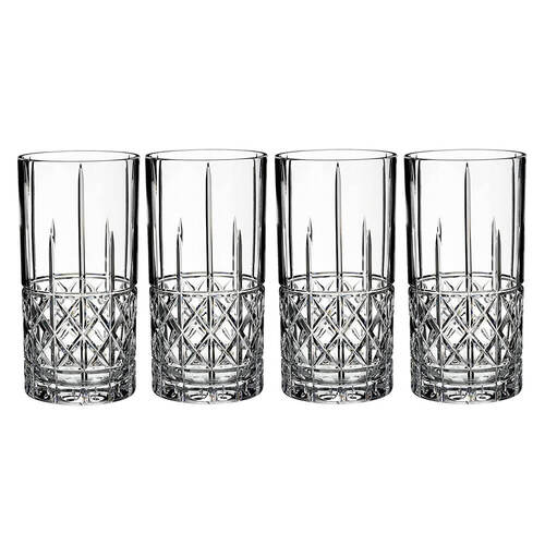 Waterford Brady Hi-Ball Glass Set