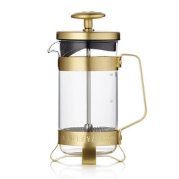 Barista 3 Cup Gold Plunge Pot