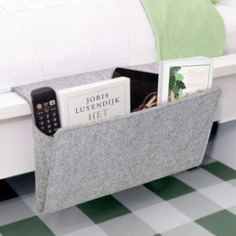 Extra Large Bedside Gadget Pocket