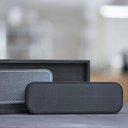 Kreafunk Wireless Speaker Black ed.
