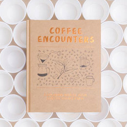 Coffee Encounters Book