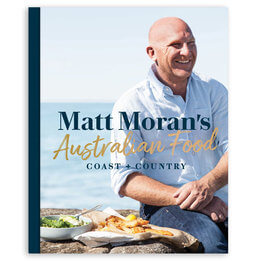 Matt Moran's Australian Food Book