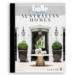 Belle Beautiful Australian Homes Book