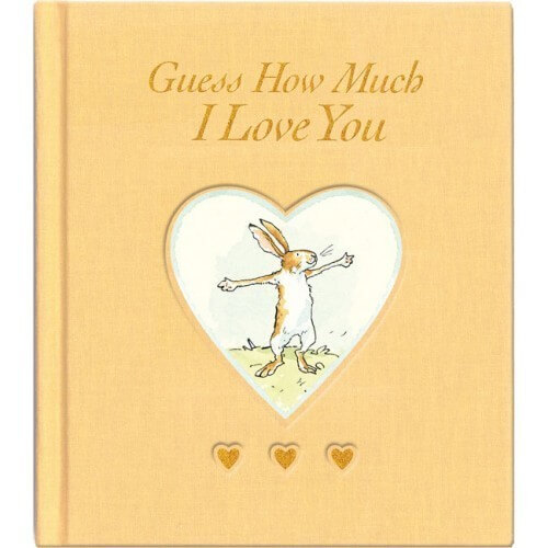 Guess How Much I Love You Gift Book