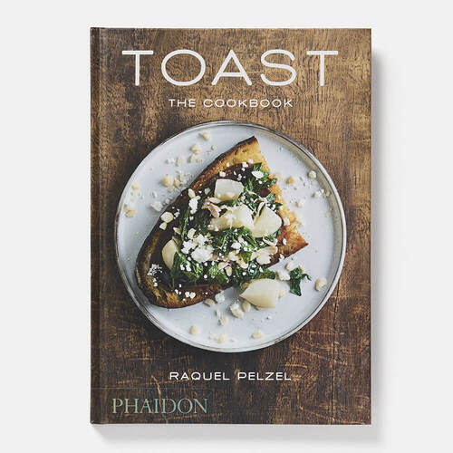 Toast: The Cookbook Recipe Book
