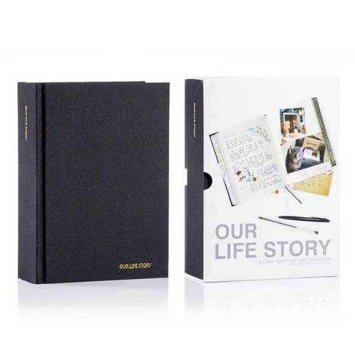Our Life Story Journal For Couples