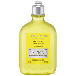 L'Occitane Mens Cédrat Shower Gel