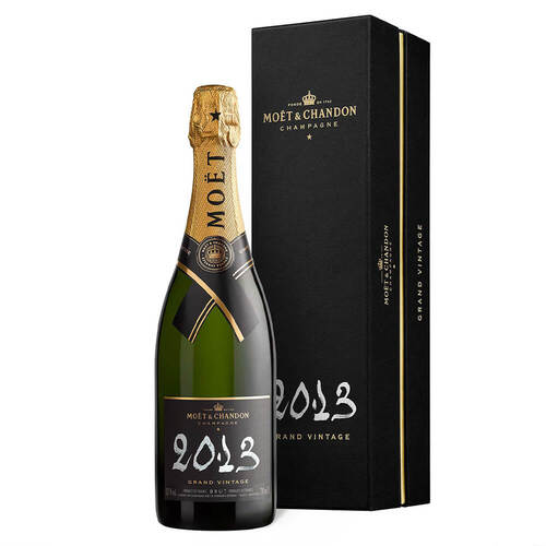Moët 2012 Grand Vintage Champagne in Gift Box