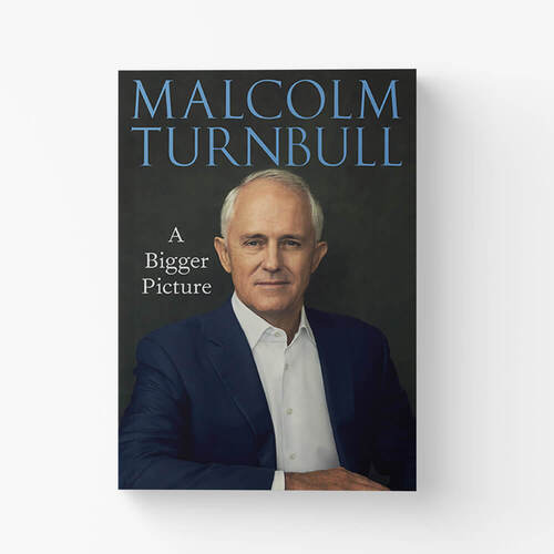 A Bigger Picture, Malcolm Turnbull