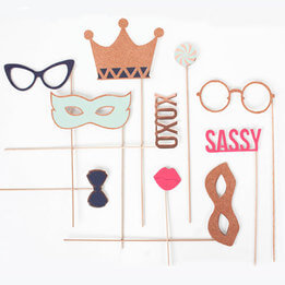 Selfie Prop Kit by Gift Republic