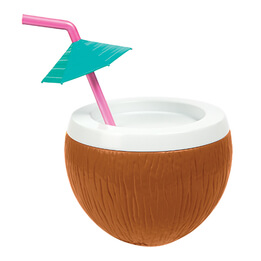 Sunnylife Coconut Sipper