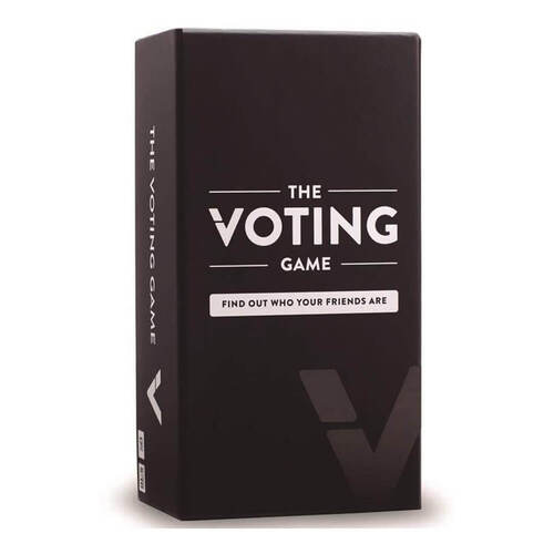 The Voting Game Adult Party Game