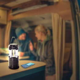 Portable Lantern & Wireless Speaker