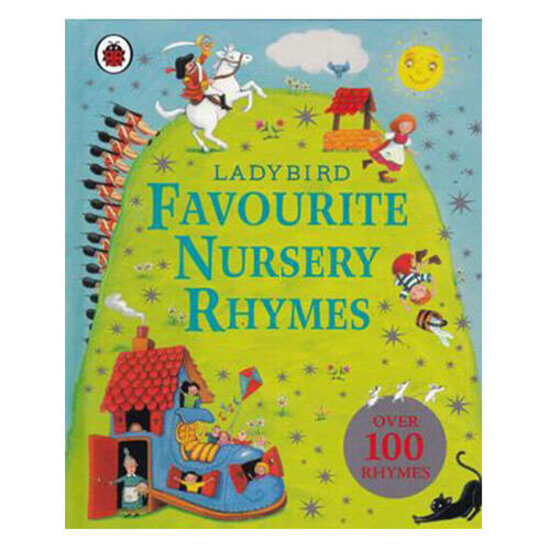 Ladybird Treasures: Favourite Nursery Rhymes