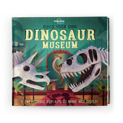 Lonely Planet: Build Your Own Dinosaur Museum
