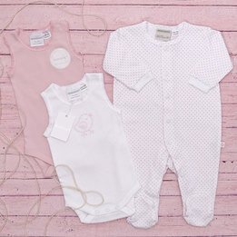 Marquise Pink Soft Cuddles Clothing Set