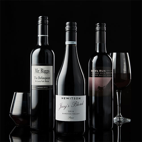Australian Shiraz Wine Pack