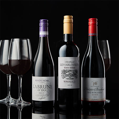 French Reds Wine Pack