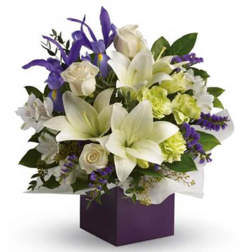 Graceful Beauty Floral Arrangement