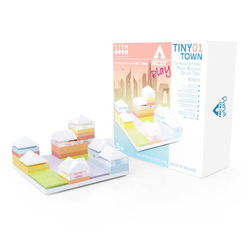 TinyTown Architecture Kit By Arckit