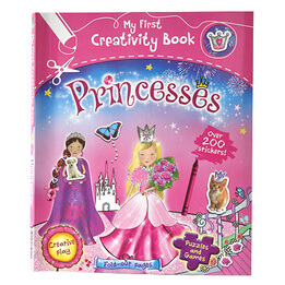 My First Princess Activity Book