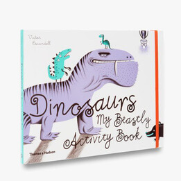 My Beastly Activity Book: Dinosaurs