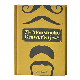 Moustache Growers Guide Book