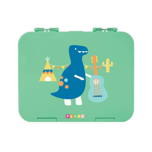 Penny Scallan Dino Rock Bento Box