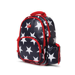 Penny Scallan Navy Star Large Backpack