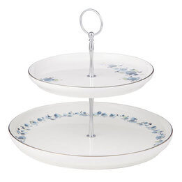Tara Dennis Two Tier Serving Plate