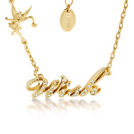 Disney Junior Tinker Bell Wish Necklace